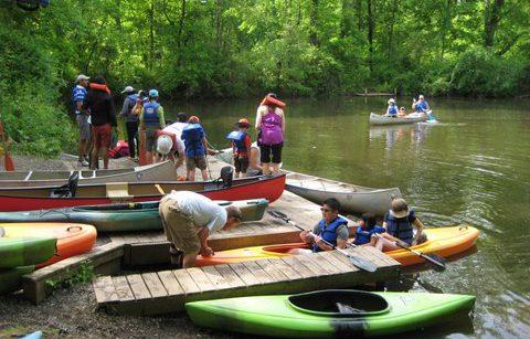 Class Trips and Camps | Princeton Canoe and Kayak Rental